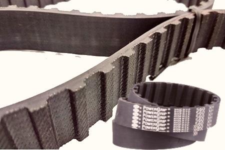 Модернизированный профиль H 12,7 мм для шкивов с диаметром от 55,22 мм