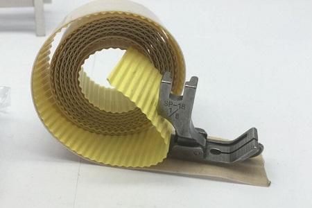 Подкаладка под швейную лапку