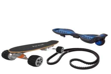 Для электроскейтбордов