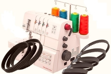 Бытовое и промышленное оснащение швейных машин