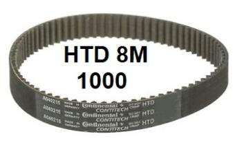 HTD 1000-8M