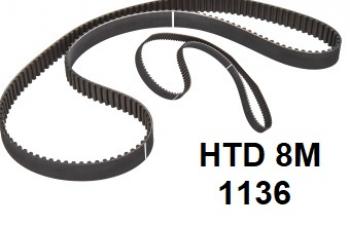 HTD 1136-8M