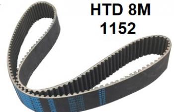 HTD 1152-8M