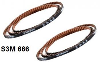 ремень 3М 666
