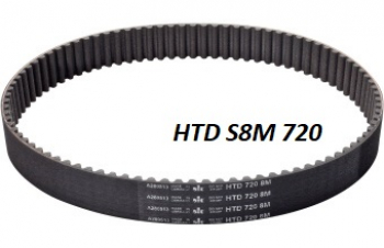 HTD 8M 720