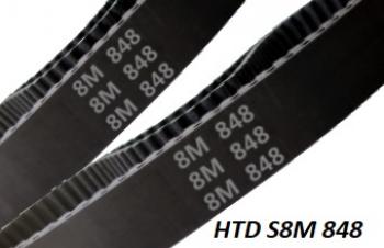 HTD 8M 848