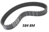 584мм S8M