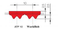 Ремень ATP10