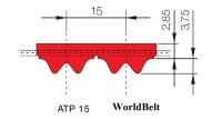 Ремень ATP15