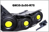 GM35-2х50-R75