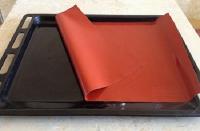 Силиконовый коврик 650х450мм