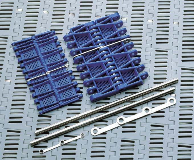 виды соединения плостиковой модульной ленты рис №1