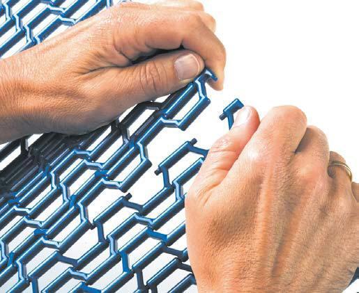 пласиковая модульная ленты рис №3
